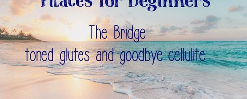 Bridge, the pilates exercise that reshapes the body