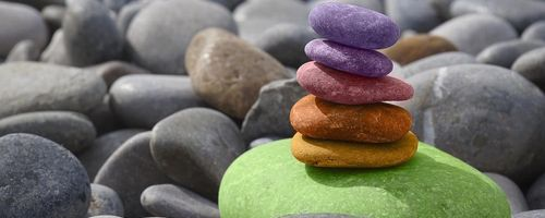 Chromotherapy, the healing power of colors