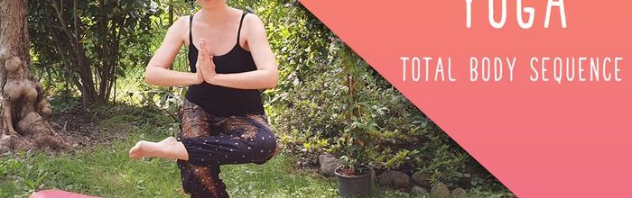 Yoga, total body sequence and mindful asanas