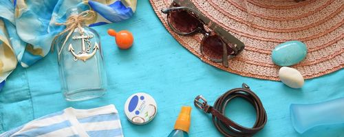 Oxybenzone in creams and sunscreens