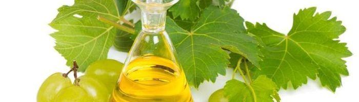 Olio di vinacciolo, uso cosmetico