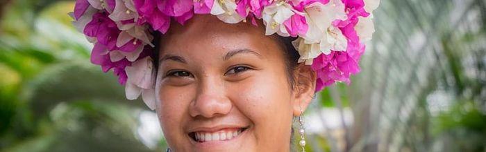 Cosmetici naturali, come re e regine Parte 22, i tesori di bellezza della Polinesia