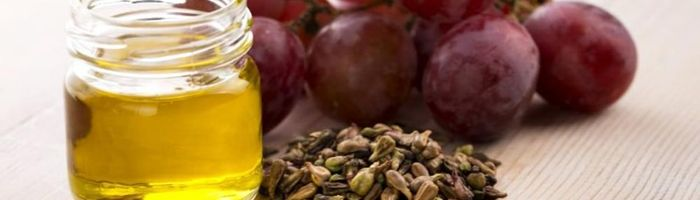 Grapeseed oil, for nutrition