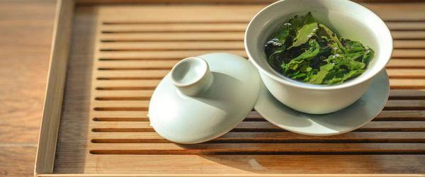 Bancha grüner Tee