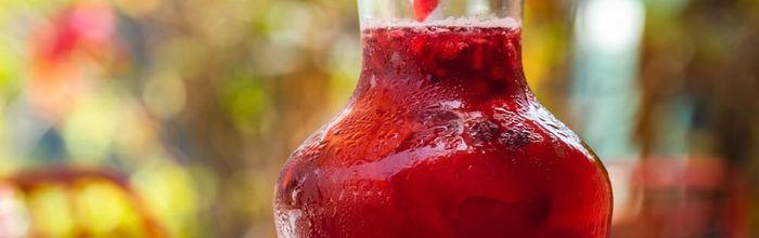 Pomegranate, juice