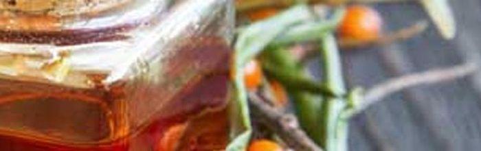 Olio di olivello spinoso, uso cosmetico