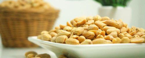 Peanut oil, external use for skin beauty