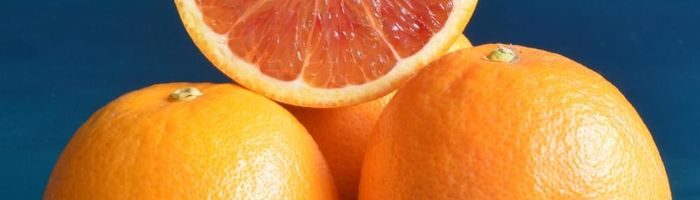 Tarocco blood oranges