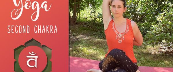 Yoga for the second chakra