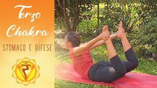 Yoga per il terzo chakra, utile a migliorare la digestione e rinforzare le difese