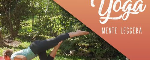 Yoga per una mente leggera e un corpo flessibile