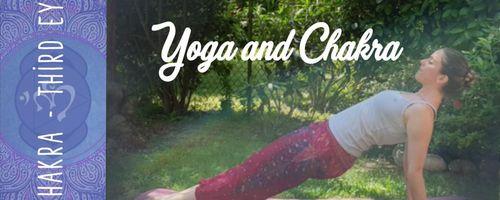 Yoga für das sechste Chakra