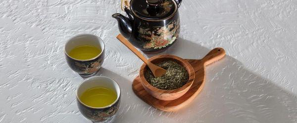 Tè verde kukicha