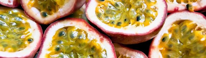 Passion fruit or maracuja, a real superfood for the body and the immune system