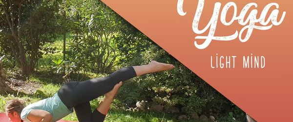 Yoga for a light mind and a flexible body