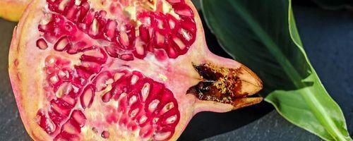 Granatapfelgetränk