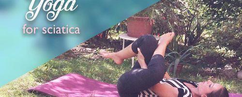 Yoga for the sciatica