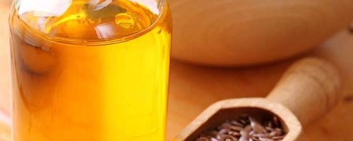 Flaxseed oil (for cosmetic use)