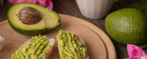 Food combinations, avocado