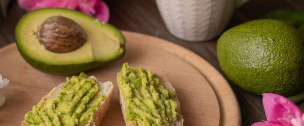Food combinations, avocado