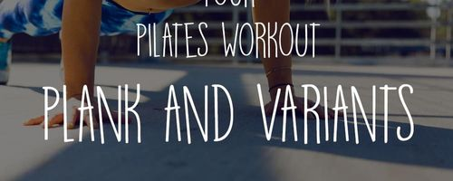 Plank, your daily workout for all the body