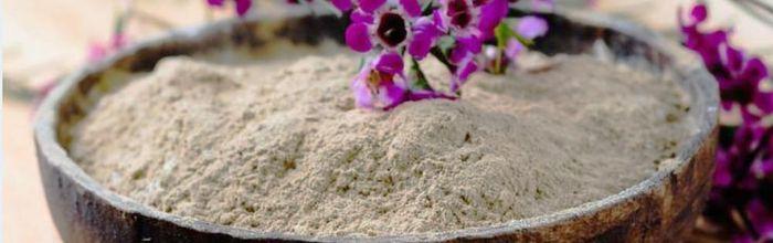 Slow Cosmetique, rhassoul, l'argilla che lava