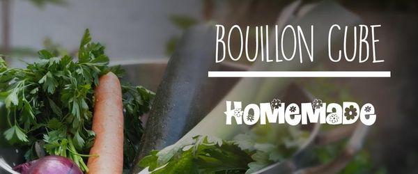 Wie man zu Hause den Gemüsebrühe Würfel macht