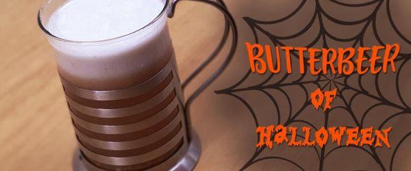 Butterbeer, das köstliche Getränk für verzauberte Partys