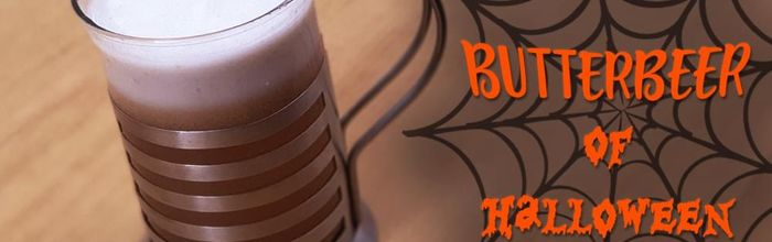 Butterbeer, the delicious drink for bewitched parties