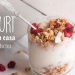 Yogurt con probiotici fatto in casa, rimedi naturali fai da te