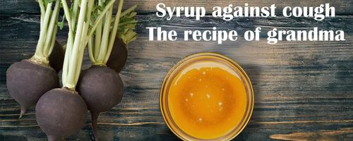 How to make at home a powerful syrup against cough … with black radish!