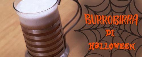 Burrobirra, la deliziosa bevanda per feste stregate