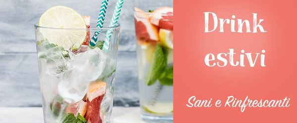 Bevande sane e dissetanti